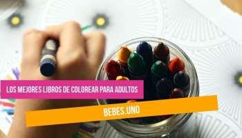 Los mejores libros de colorear para adultos