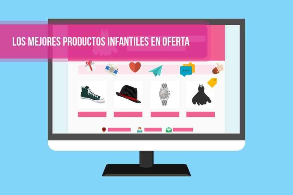 Los mejores productos infantiles en oferta