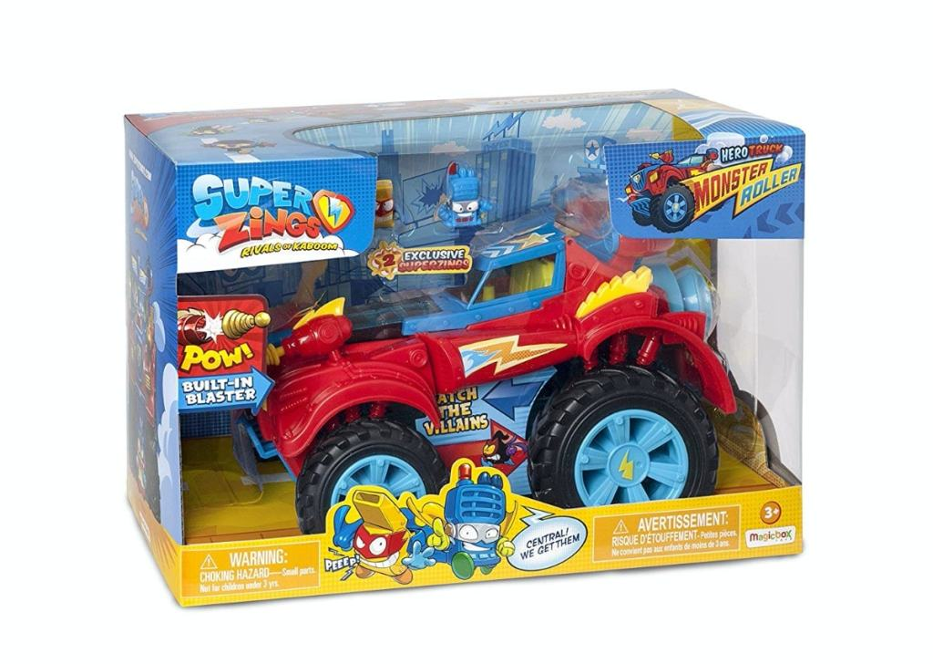 SuperZings - PlaySet Heroe Truck