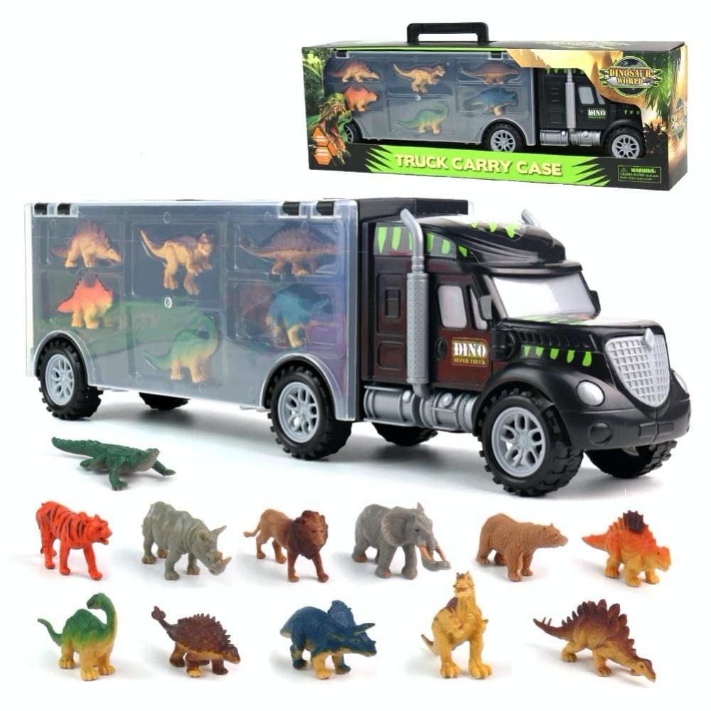 Dinosaurio del Juguete Camión de Transporte