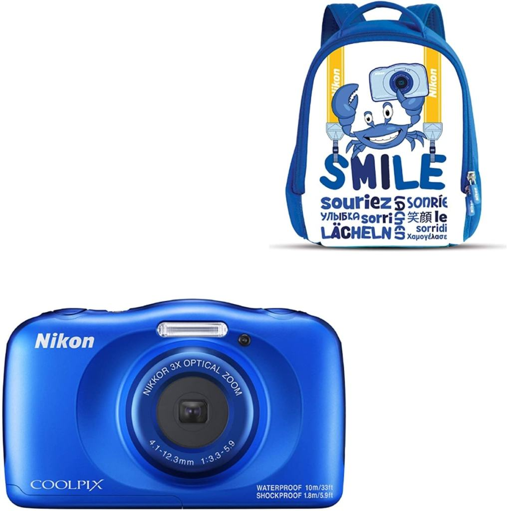 Nikon Coolpix W 150 - Cámara Digital compacta de 13.2 MP