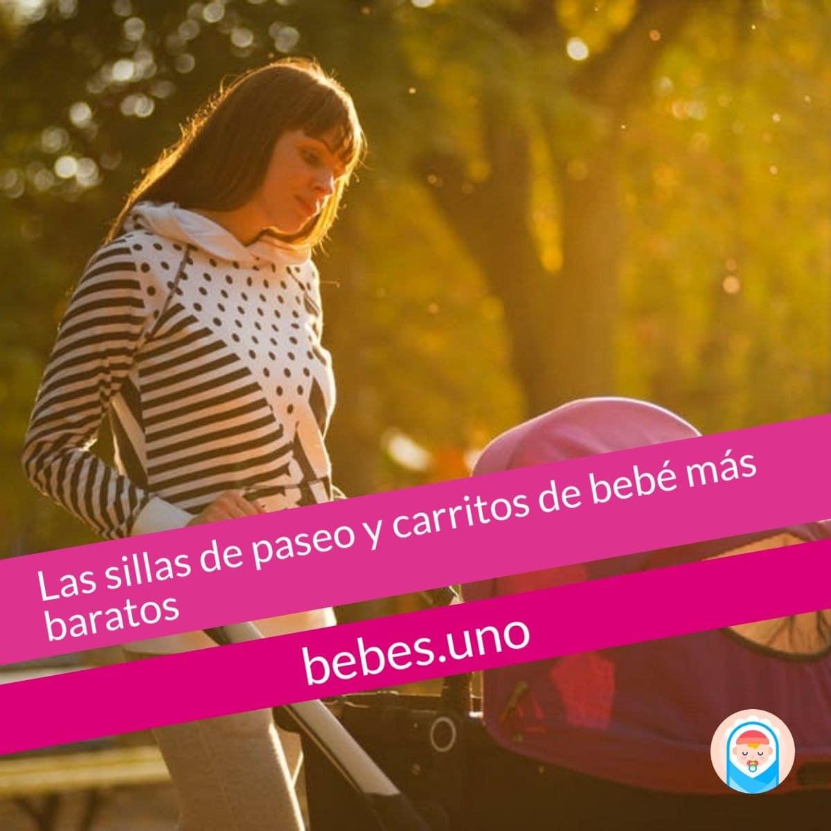 sillas de paseo y carritos de bebé más baratos