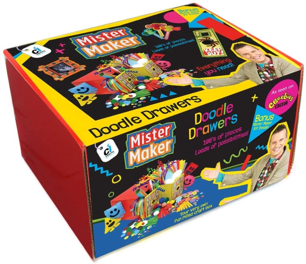 Mister Maker - Juego de Manualidades
