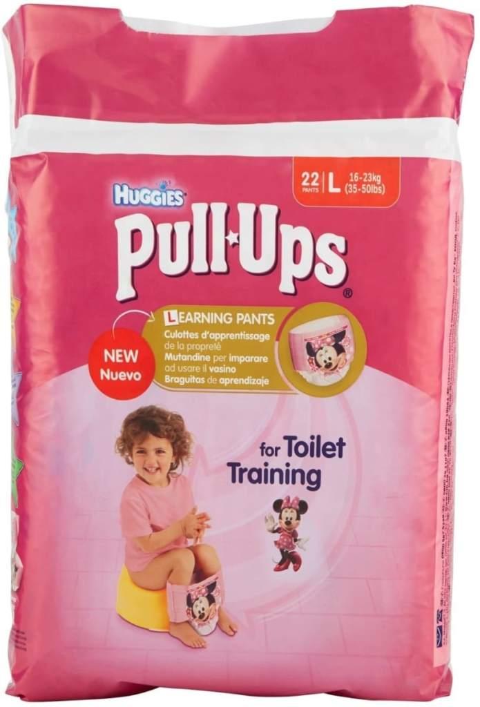 Huggies Pull-Ups Calzoncillos de Aprendizaje