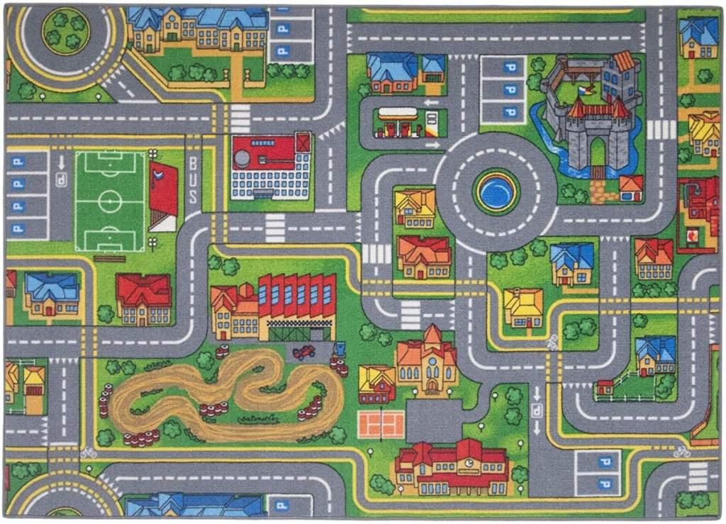 Carpet Studio - Alfombra puzzle infantil