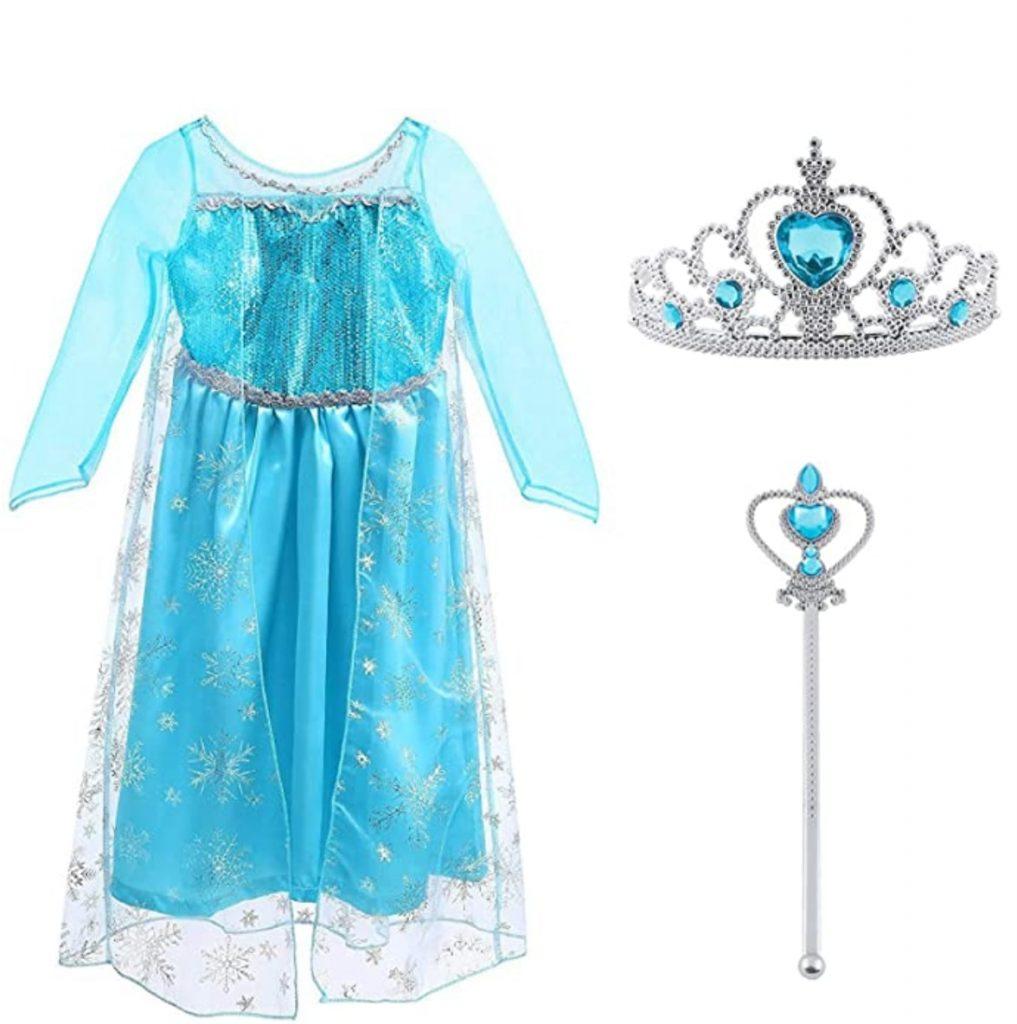 Disfraz de Princesa Elsa de Vicloon
