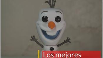 Los mejores juguetes y juegos de Frozen