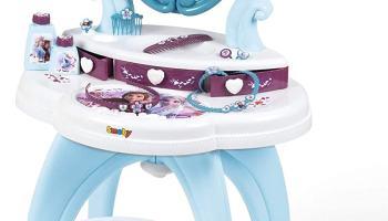 Smoby – Frozen: El Reino del Hielo – Accesorios de Belleza