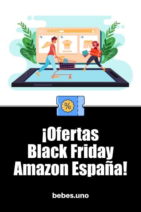 Las mejores rebajas del Black Friday en Amazon España