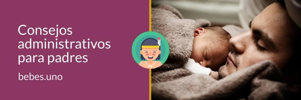 Consejos administrativos para padres: tramites que hay que hacer cuando nace el bebé