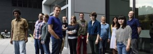 Group picture of the BEBG team