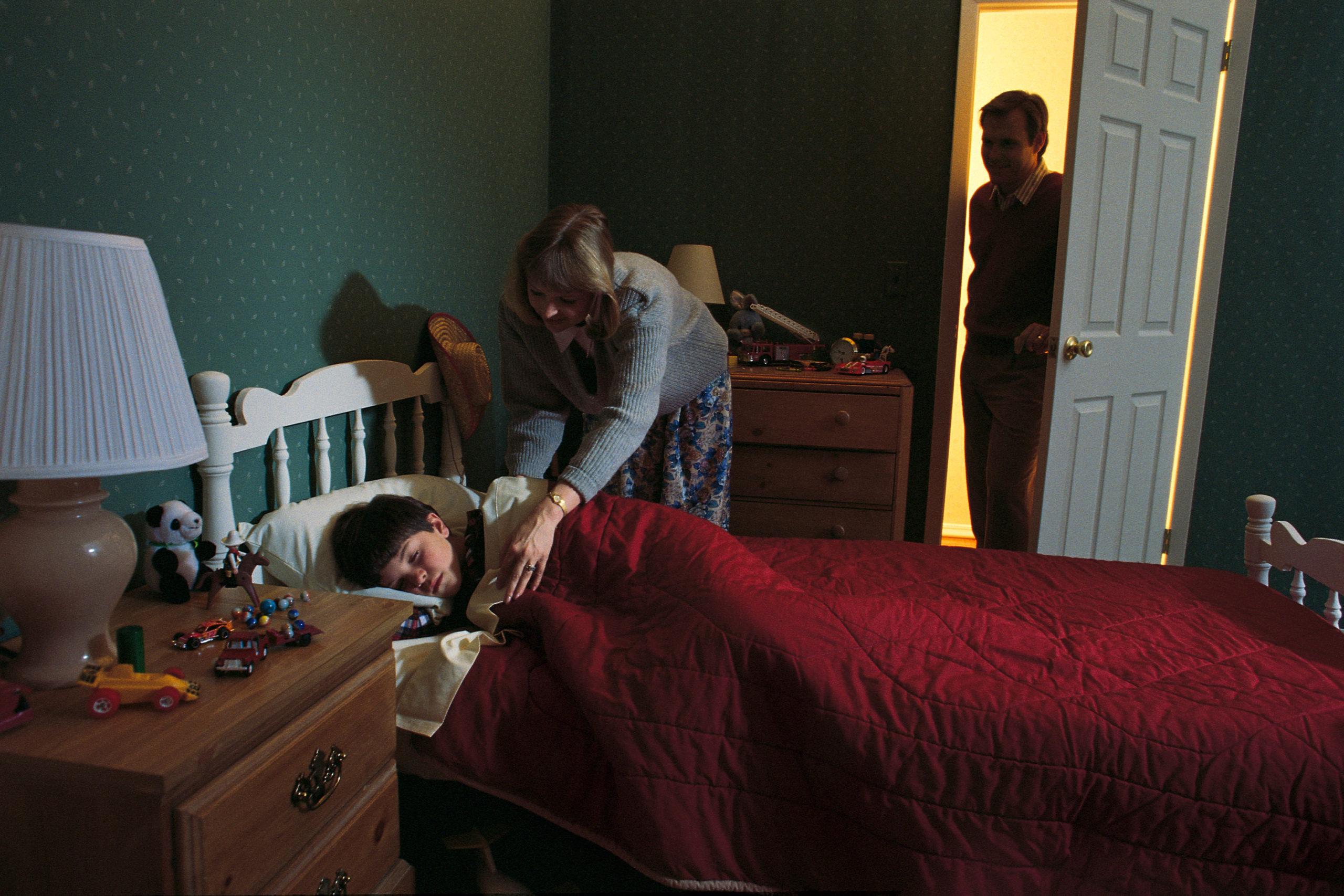 Mit tehet azért, hogy kisgyermeke nyugodtan aludjon?