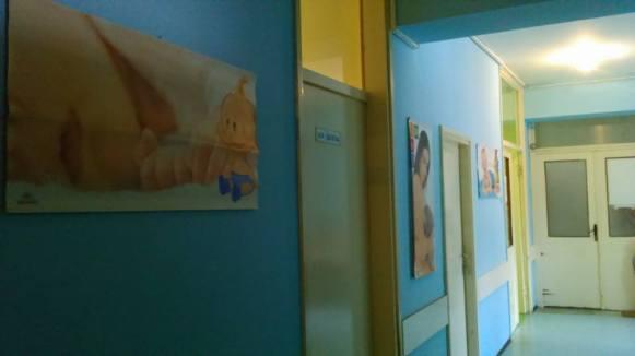 Novi posteri u Borskom porodilištu