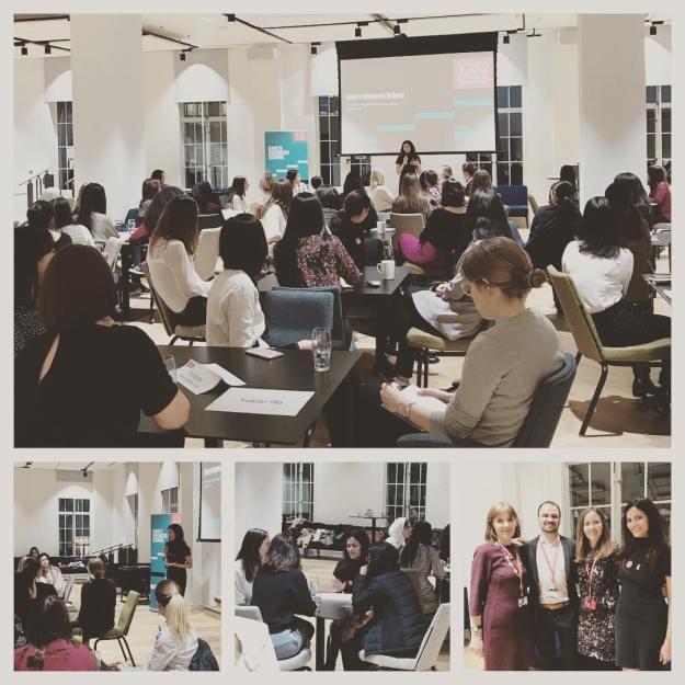 March 6, 2019, London, UK | IWD | Opening Keynote, Women in Finance | Bush House