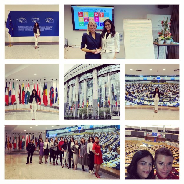2019-10-16_Brussels_European Parliament_SDG 5