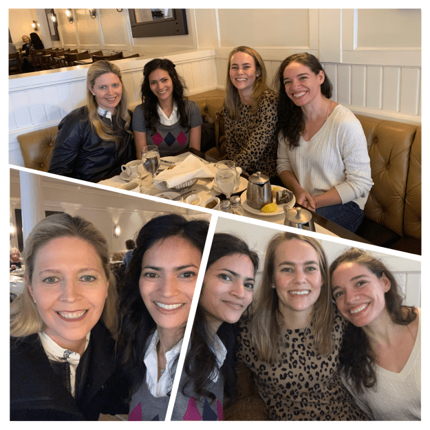 November 19, 2019: NYC, USA | Ladies' Power Brunch