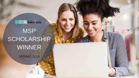 2018 Spring Doula Scholarship