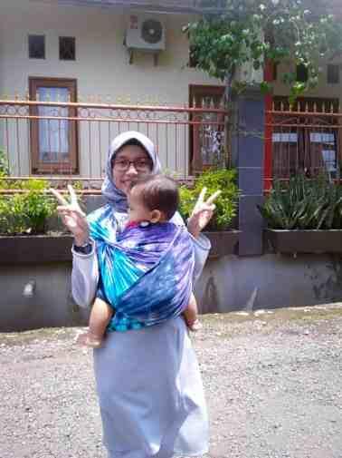 Indonesian Doula & Childbirth Educator Zahra