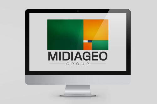 Grupo MidiaGEO (Logotipo)