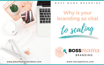 Why is your branding so vital to scaling?