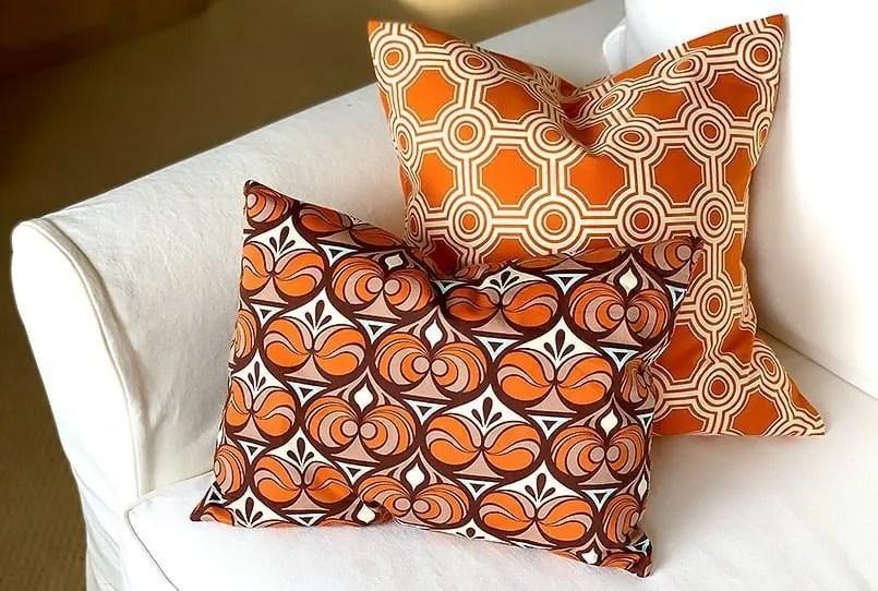 how to make a diy envelope pillow cover