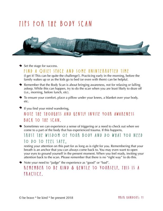 Image result for body scan meditation