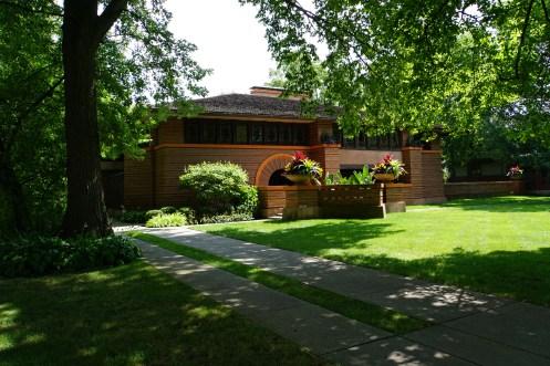 Arthur B. Heurtley House (1902) 318 Forest Avenue