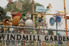 Gehrke Windmill Garden