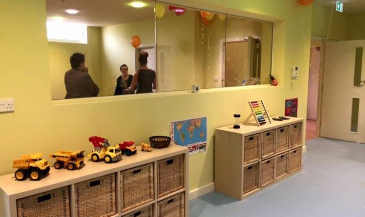 bebright nursery interior