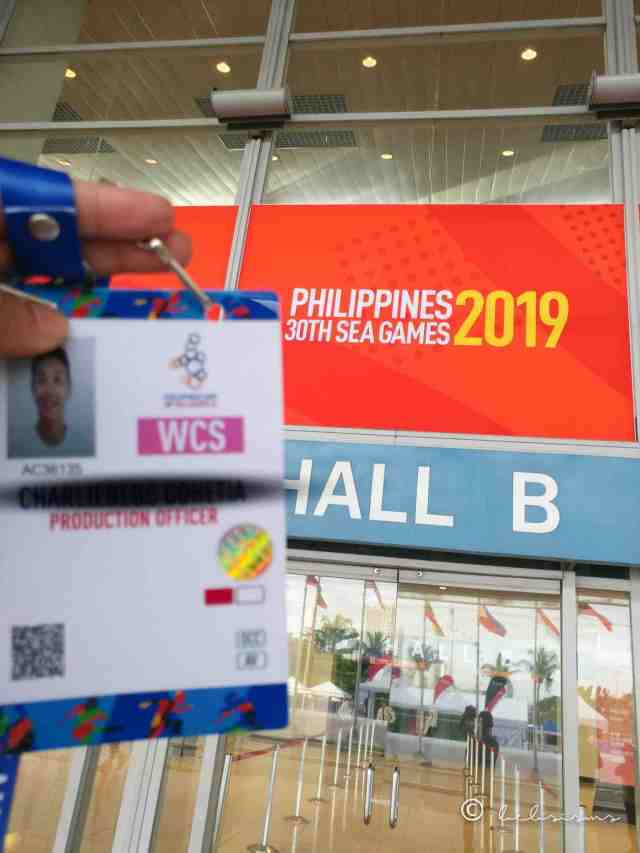 id during seagames 2019