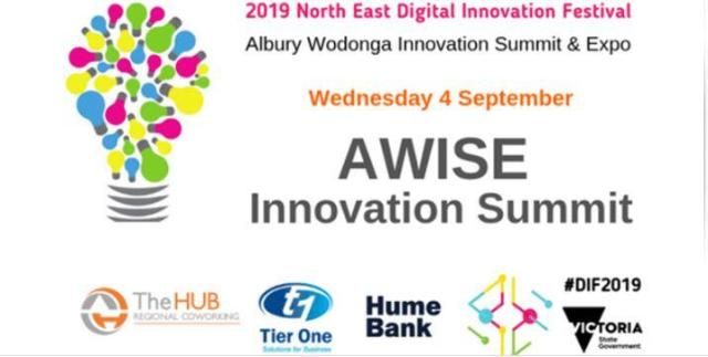 AWISE - Albury Wodonga Innovation Summit & Expo