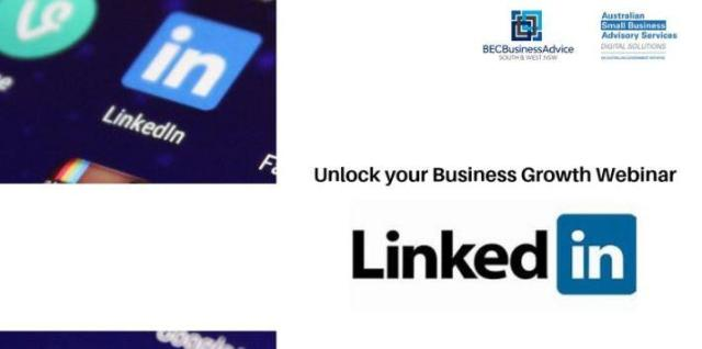 LinkedIn - Unlock your Business Growth