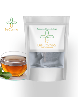 In Harmony with your body with Golden CBD oil - BeCarma UK