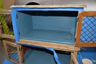 blue inside