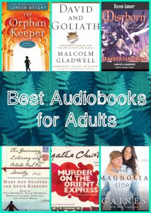 Best Audiobooks for Adults