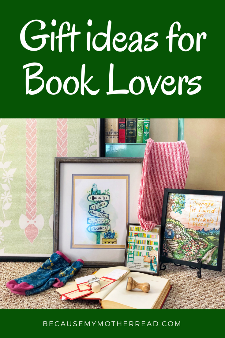 Gift Ideas for Book Lovers