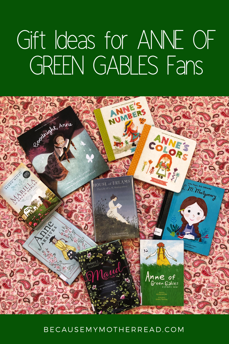 Book List for Anne of Green Gables Fans