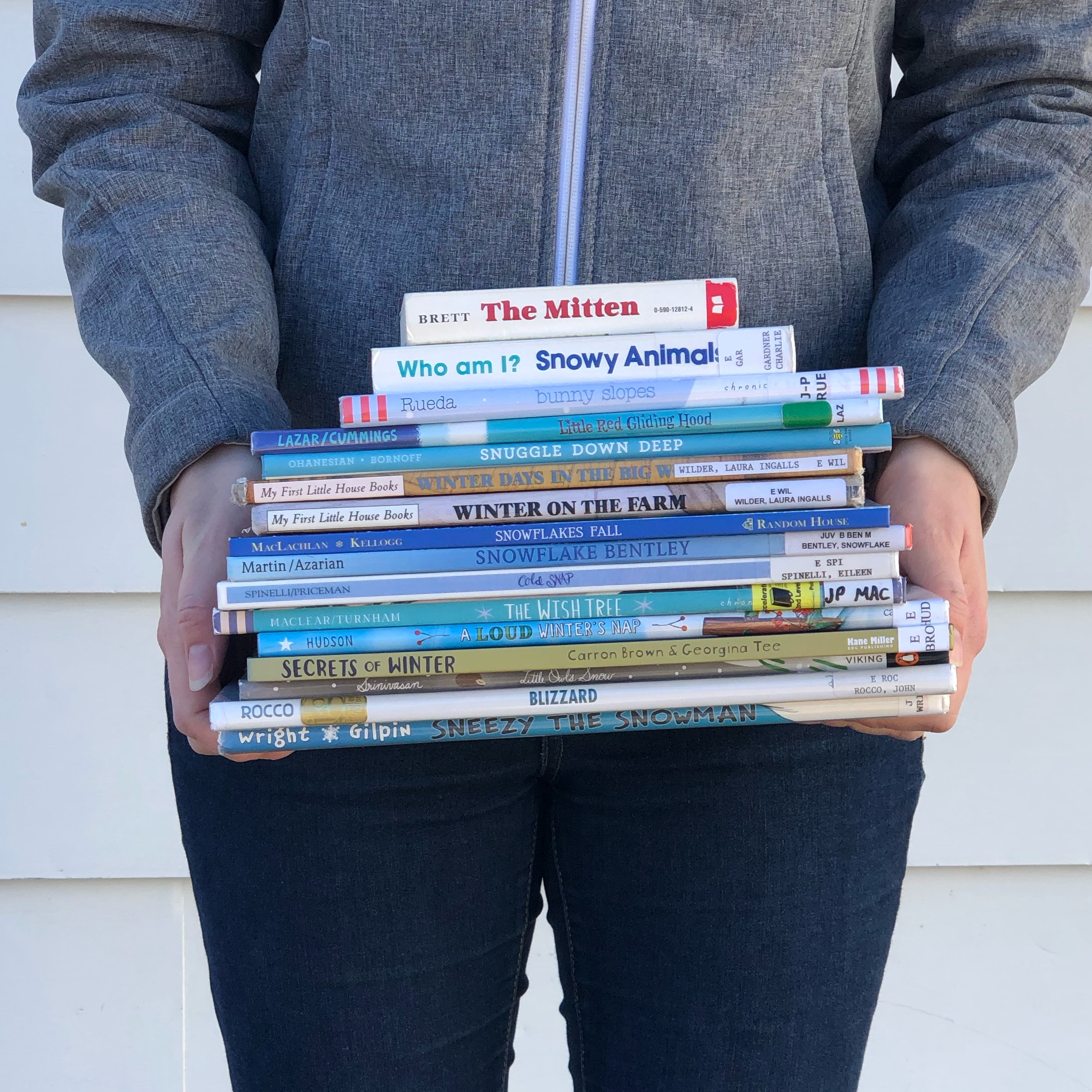 The Best Picture Books for Winter
