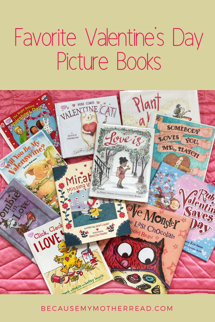 Our Favorite Valentines Day Picture Books