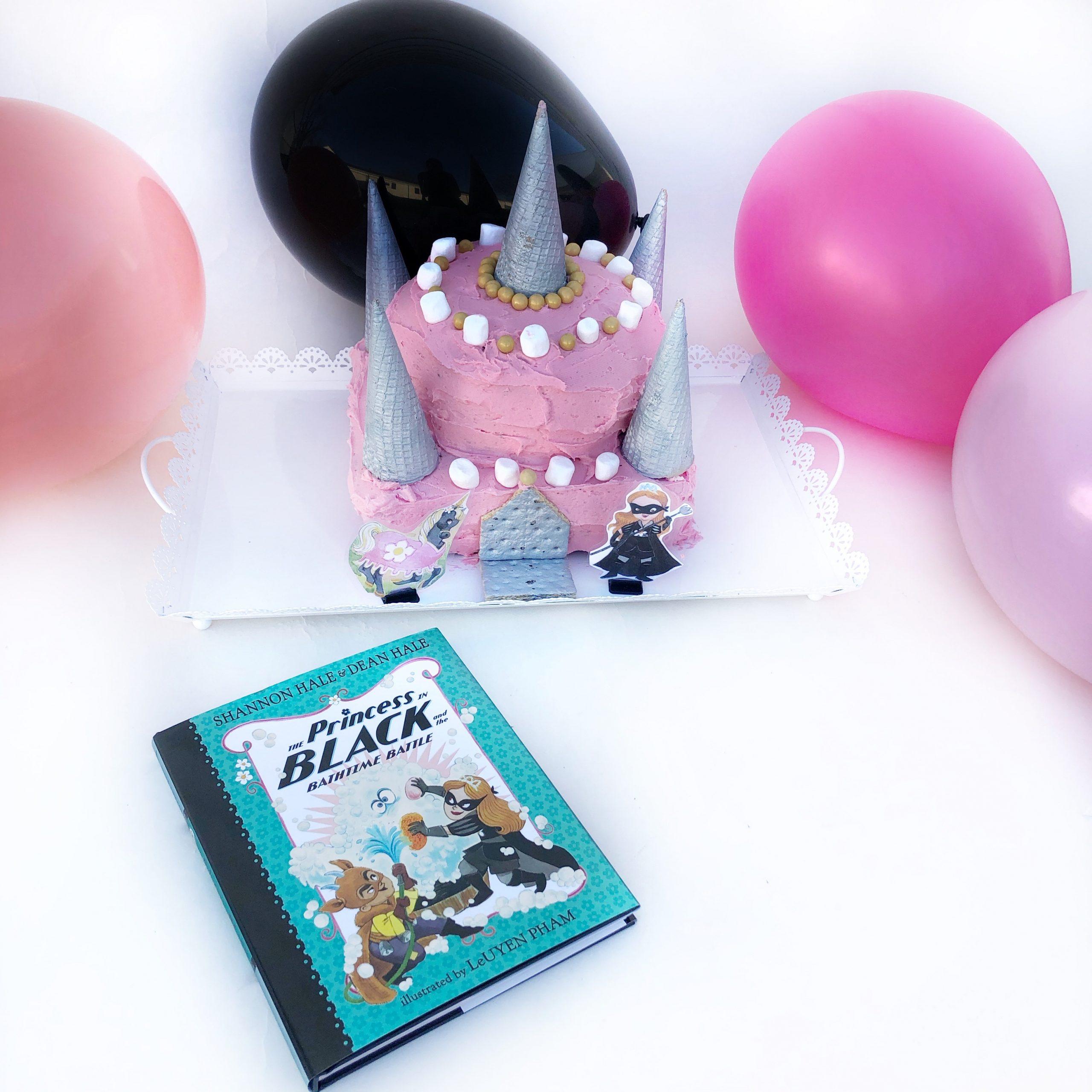 Princess in Black Birthday Party