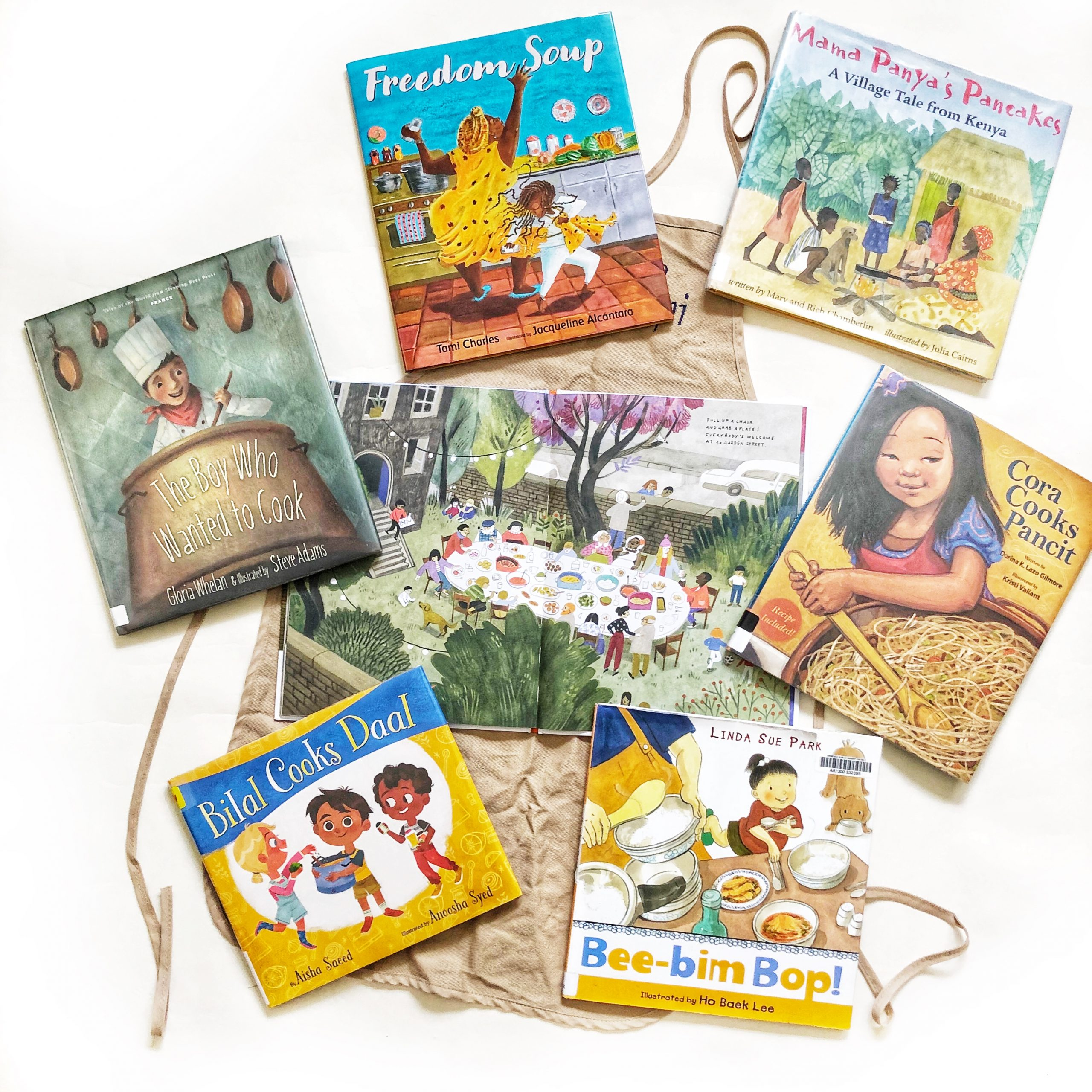 Picture Books With Food Themes