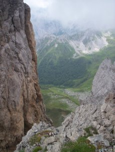 Aspe Valley, from Aiguille d'Ansabere