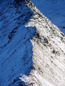 Striding Edge on Helvellyn
