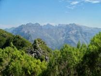 Madeira's majestic mountains