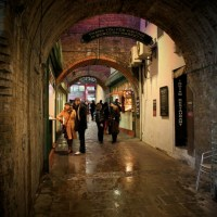 London 3: A Cold Wet Walk for Pie and Mash