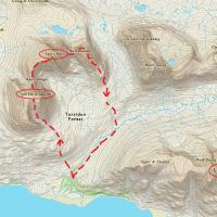 Day's Like This, No 24: Beinn Alligin – Horns and All