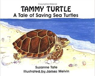 Tammy Turtle book cover