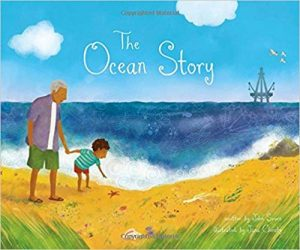 The Ocean Story book cover