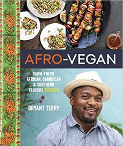 Cover of Afro-Vegan cookbook