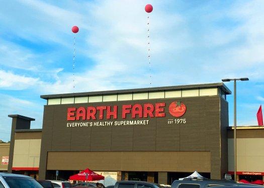Earthfare's Hixson, Tennessee store opening